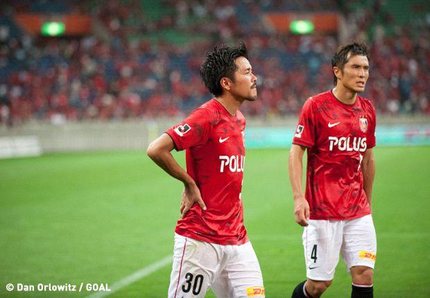Urawa Reds merebut puncak klasemen usai menaklukkan Sanfecce Hiroshima