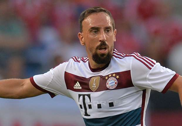 Schlüsselspieler beim FCB: Franck Ribery