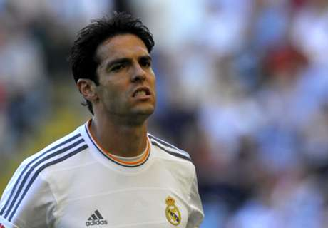 Kaka: I was no Real Madrid failure