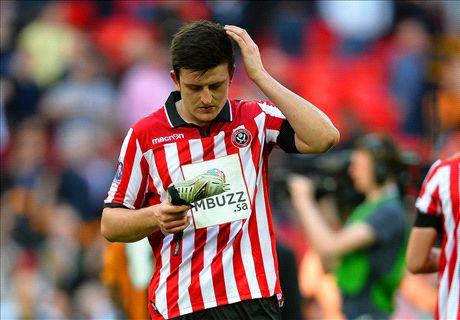 Sheff Utd U-turn on Hull bid for Maguire