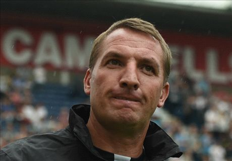 Rodgers: Don't compare us to Spurs