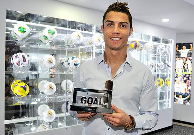 'Football and competition are in my blood' - Cristiano Ronaldo talks Goal 50, Real Madrid & his hopes for new season