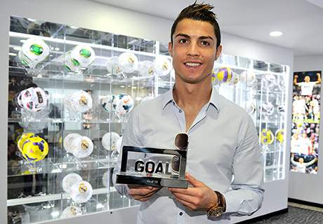 Ronaldo Revels In Goal 50 Win