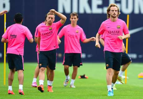 Rakitic: Life at Barca tougher but better