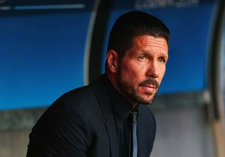 Simeone: Griezmann withdrawal tactical