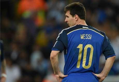 Argentinien ohne Messi?