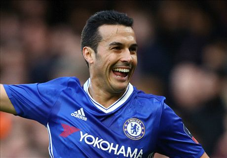 Pedro on the level of Hazard and Costa