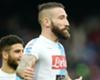 Napoli-Palermo, assenti Strinic e Tonelli: e Milik è ancora fuori...