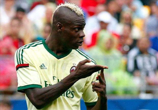 No Liverpool bid for Balotelli, claims Galliani