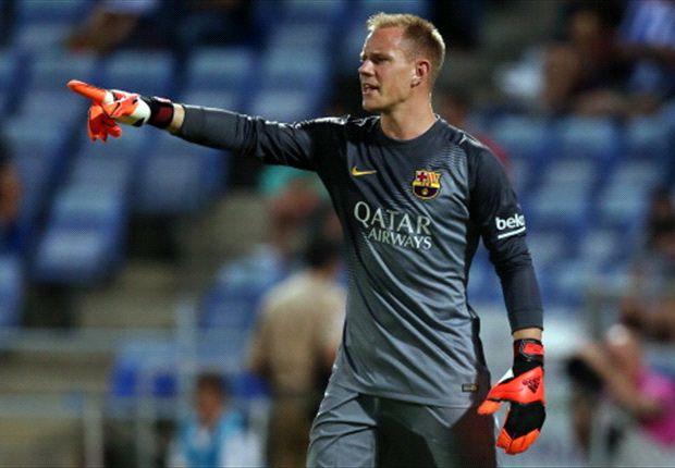 Ter Stegen injured in Barcelona training