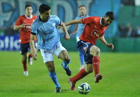 EN VIVO: Belgrano 0-1 Independiente