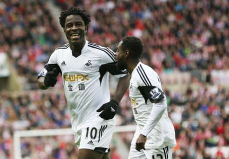 Bony not affected by transfer talk