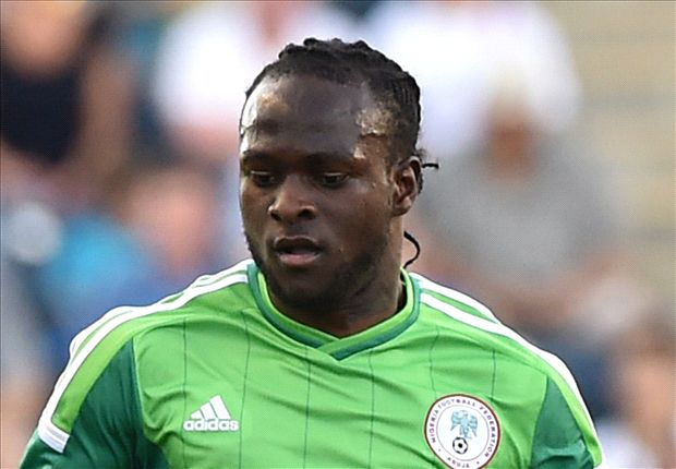 Nigeria drop Victor Moses from Afcon qualifying squad to face Congo and South Africa