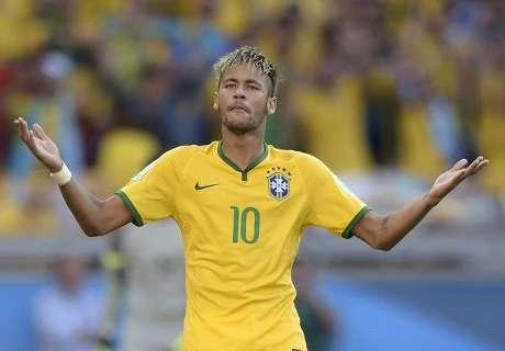Neymar Kapteni Brasil Kontra Kolombia