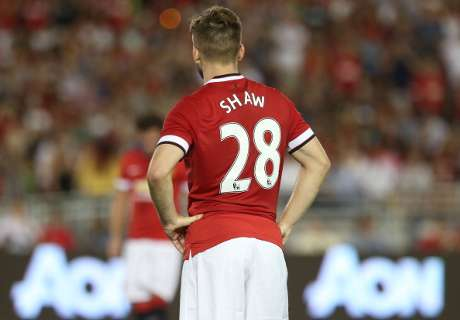 Luke Shaw Tak Sabar Lawan Real Madrid