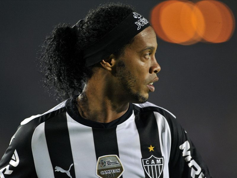 Ronaldinho: Retirement is not a possibility