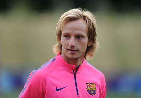 Rakitic: Barca attackers best in world