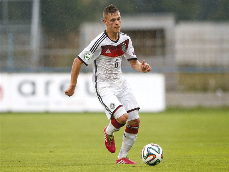 Millionen für ein Talent: FC Bayern holt U19-Europameister Kimmich
