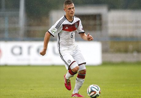 Official: Bayern to sign Kimmich