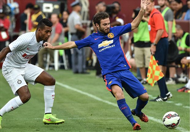 Manchester United 0-0 Inter (5-3 on pens): Van Gaal's men need spot-kicks to edge past Italians