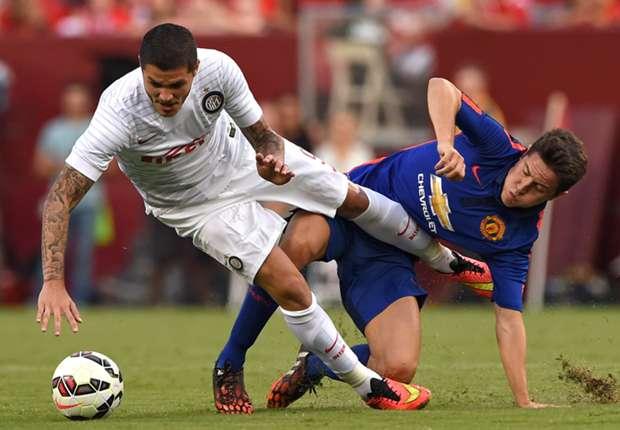 Manchester United Ungguli FC Internazionale Lewat Adu Penalti