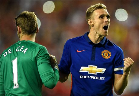 Man Utd sneak past Inter on penalties