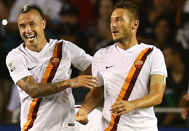Roma are ready for a 'special season' - Totti