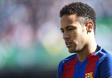DIS quiere a Neymar en prisión