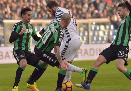 Higuain guides Juve to comfortable win