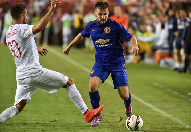 Shaw: I deserved criticism from Van Gaal