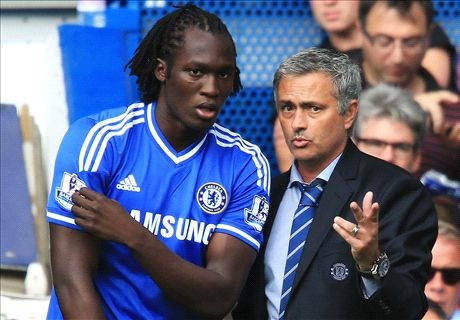 Mou: Lukaku wanted out of Chelsea