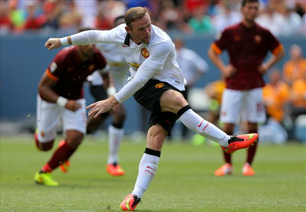 Rooney relishing new Man Utd system under Van Gaal
