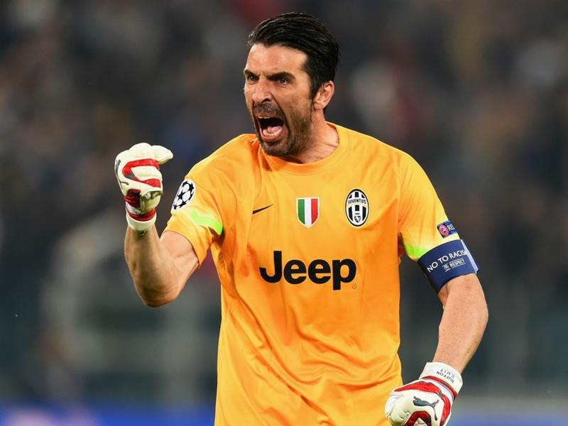 Juventus, l'incroyable série de Buffon