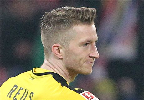 Reus strike not enough for Dortmund