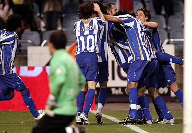 All Square Between Deportivo & Valencia In Frantic Contest