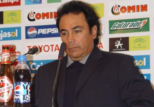 Almería: Hugo Sánchez, emocionado con su visita al Bernabéu