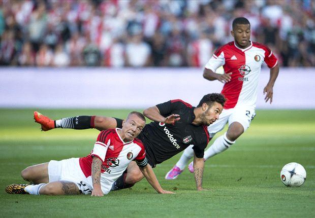 Feyenoord gooit eigen ruiten in tegen Besiktas