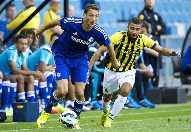 Vitesse 1-3 Chelsea: Fabregas on target as Blues stroll to convincing win