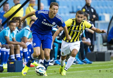 Chelsea cruise to convincing win