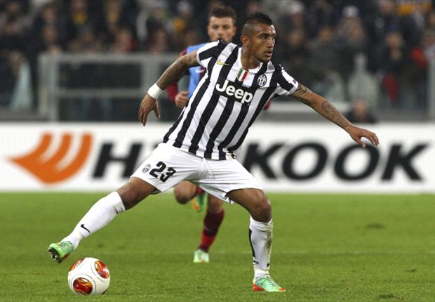 We want Vidal to stay at Juventus, says Allegri