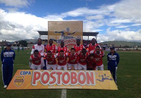 Resumen Copa Postobón fecha 7
