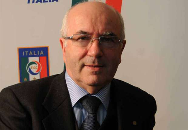 Tavecchio confirmed as new FIGC president