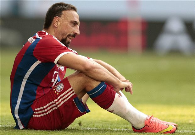 Opponents want to hurt Bayern, says Ribery