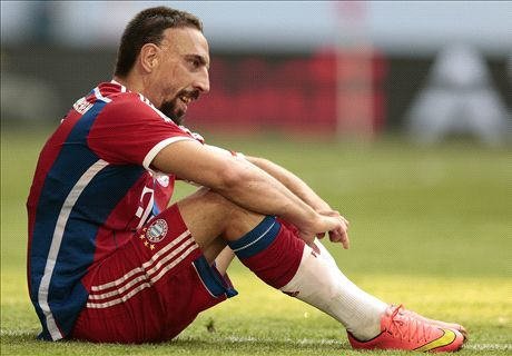 The fall of Goal 50 dropout Ribery