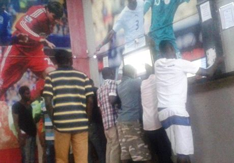 Football betting craze hits Ghana