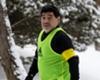 Jelang Hadapi Real Madrid, Maurizio Sarri Harap Diego Maradona Semangati Para Pemain Napoli