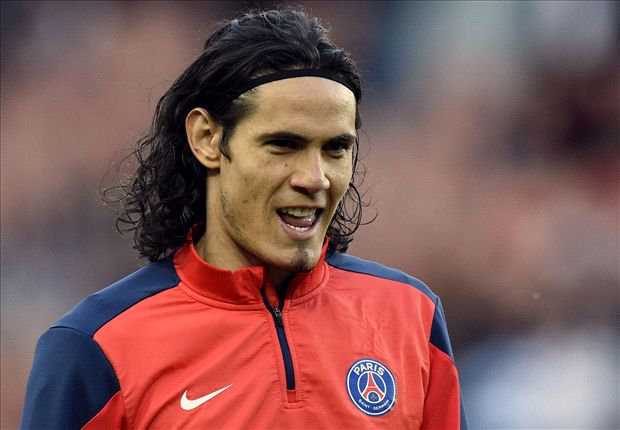 Di Maria would be welcome at PSG, says Cavani