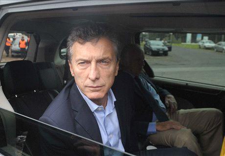 Macri descarta la Vuelta a Boedo