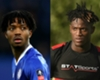 Batshuayi and Chalobah's funny mix-up