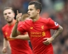 Coutinho claims top-four finish, not title push, was always Liverpool's target